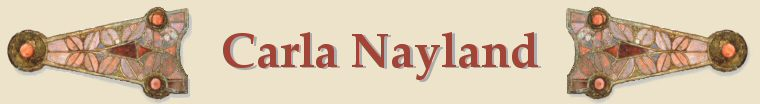 Carla Nayland site banner